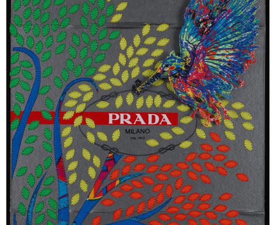 Stephen Wilson, Prada Bird of Life (Bright)