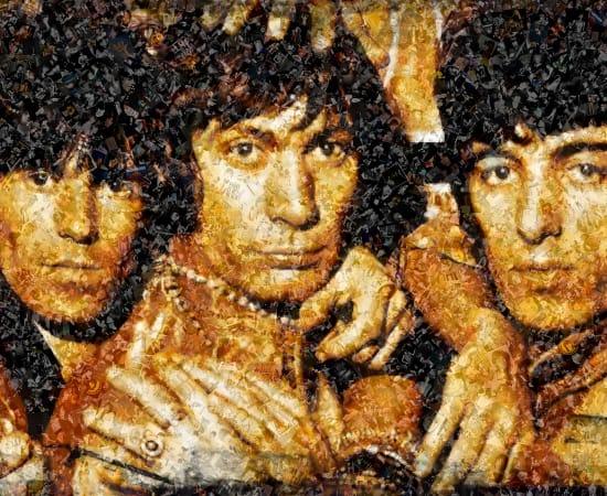 Robin Austin, The Rolling Stones