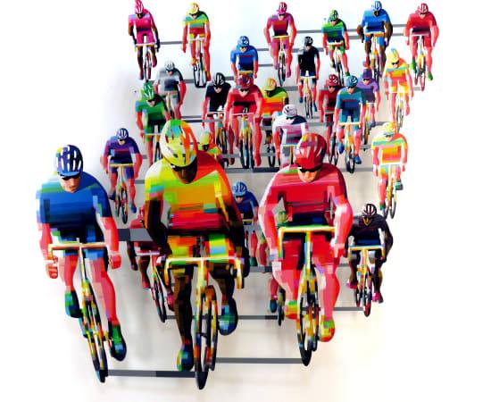 David Gerstein, Tour De France Frontal