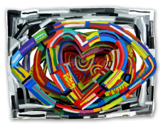 David Gerstein, Love in Your Eyes