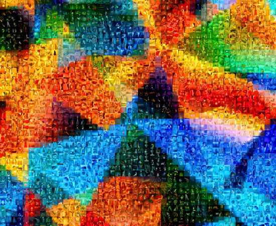Robin Austin, Square Colors
