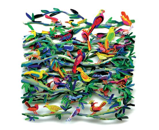 David Gerstein, Exotic Birds