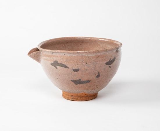 Kai Tsujimura, Karatsu Katakuchi Bowl with Spout