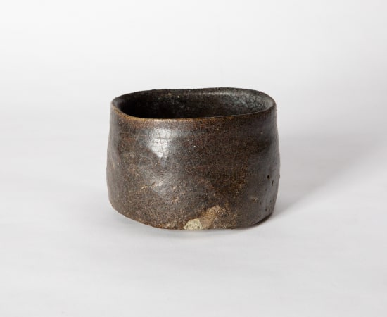 Kai Tsujimura, Hikidashi Black Tea Bowl