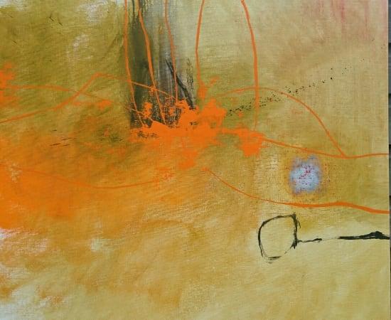 LARS RYLANDER, Untitled Orange