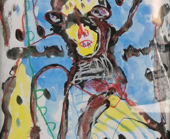 Obodjé, Apprentissage de la forêt 5, 2020