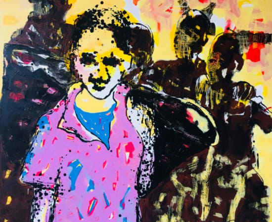 Romaric Yao, Yagor, Les enfants du couloir, 2018