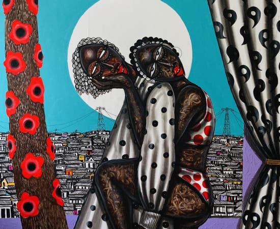 Obou Gbais, Les Loveuses de Bassam, 2021