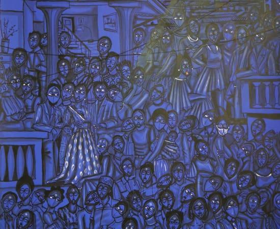 Obou Gbais, Anono by night, 2020