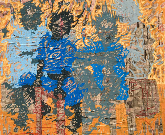 Cedric Tchinan, Les amis d'enfance, 2020
