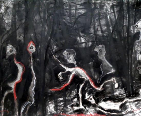 Obodjé, Esprits de la forêt 4, 2019