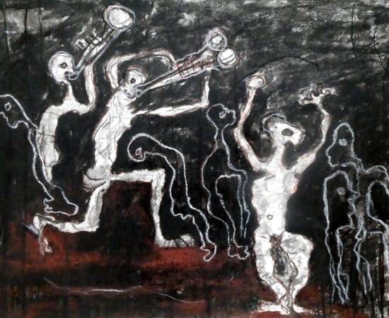 Rodrigue Obodjé, Ahoué Night 2, 2019