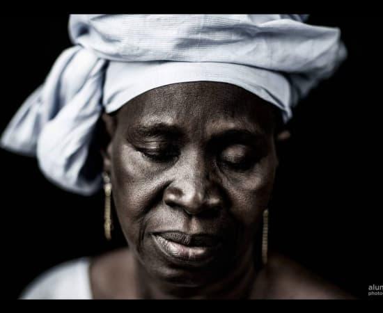 Alun Be, Madame Biteye, Empowering women, 2015