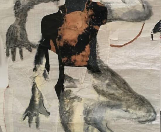 Ange-Arthur Koua, Sranblê ni wawê 2 (l'Africain et son âme), 2019