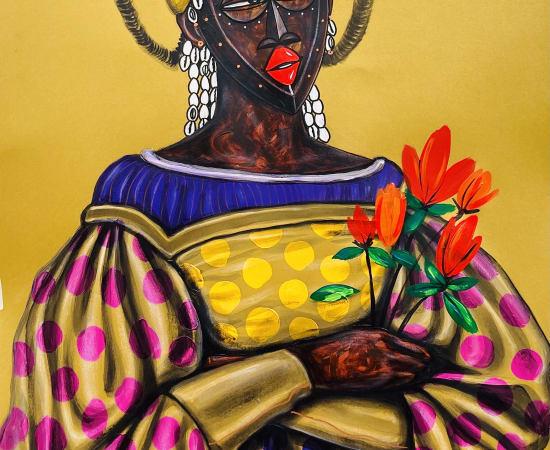 Obou Gbais, Lady Dan 69, 2021
