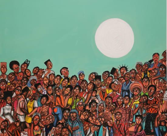 Obou Gbais, Love story, 2020