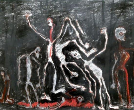 Obodjé, Esprits de la forêt 5, 2019