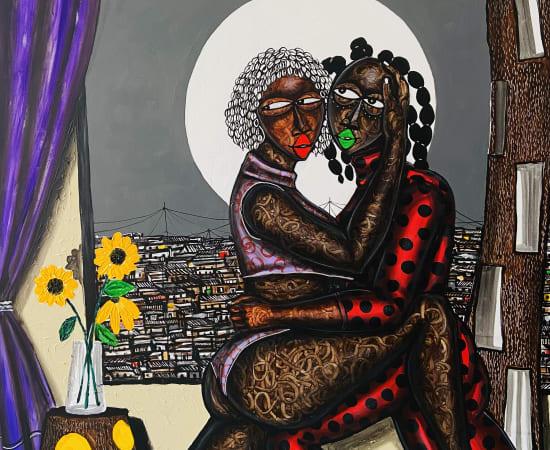 Obou Gbais, Les loveuses de Bassam 2, 2021