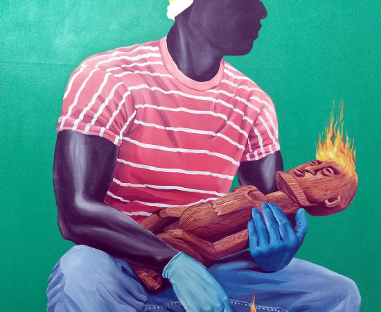 Dramane Diarra, Sacrilège, 2021