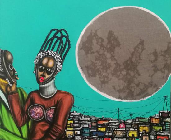 Obou Gbais, Nous deux, 2020