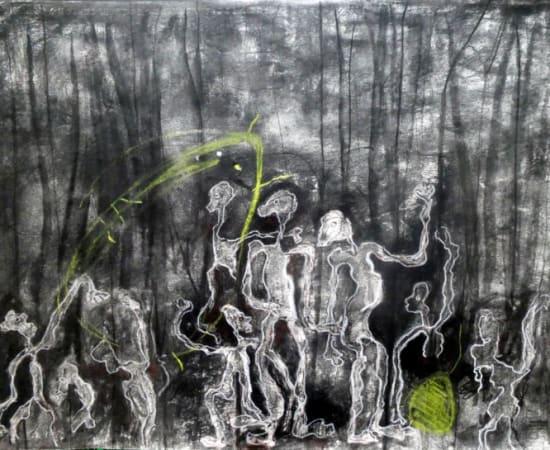 Obodjé, Esprits de la forêt 6, 2019