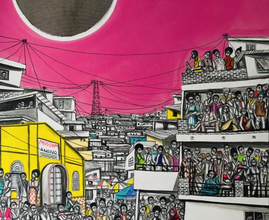 Obou Gbais, Anono Museum, 2020