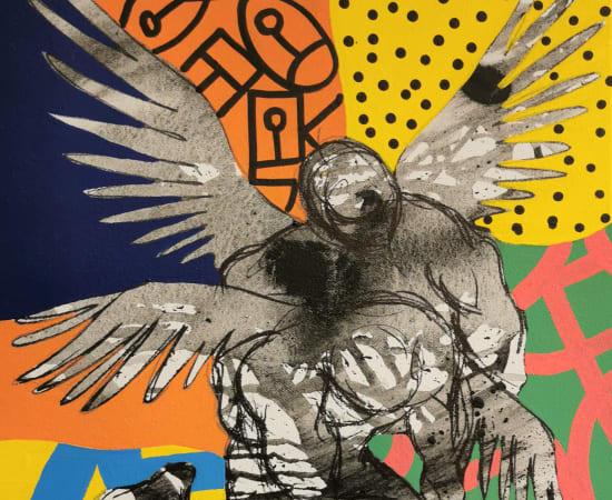 Albéric Kouassi, L'ami fidèle, 2020