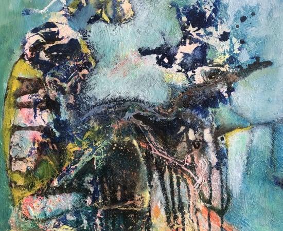 Claudie Dimbeng, Crossing (la traversée), 2019