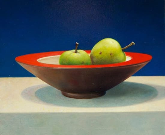 Lion Feijen, The Red Bowl