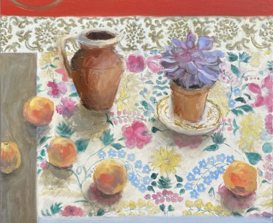 Gillian Gathercole, Echeveria & Peaches