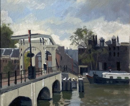 Daisy Sims Hilditch, Amsterdam