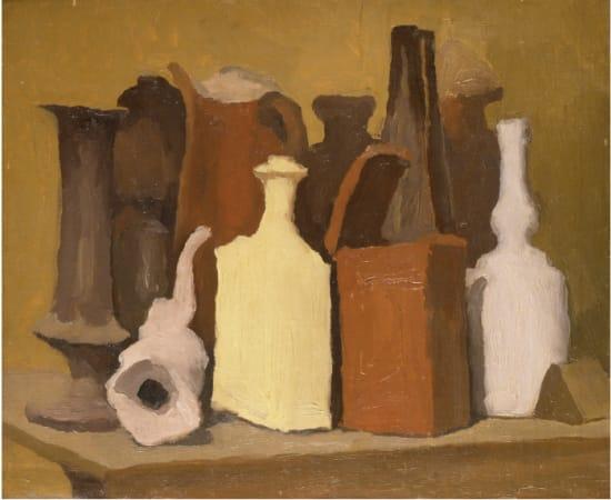 Giorgio Morandi, Natura morta , 1929 - 1930