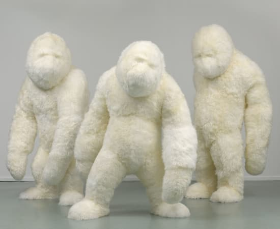 Marjolijn Mandersloot, The Three Hunks