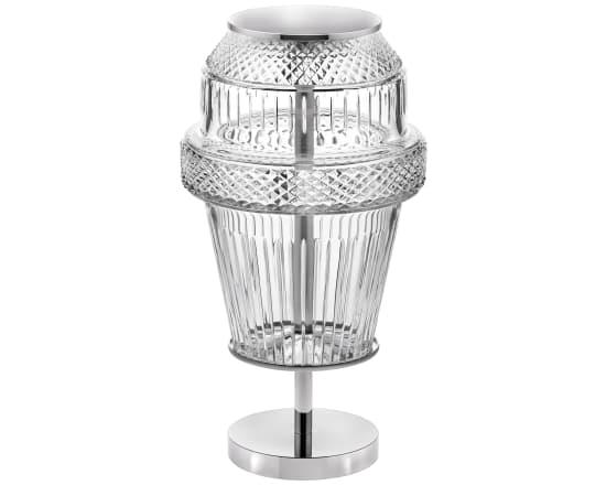 Kiki van Eijk, Saint Louis Table lamp - chrome