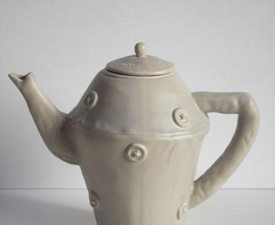 Kiki van Eijk, Soft teapot - Grey