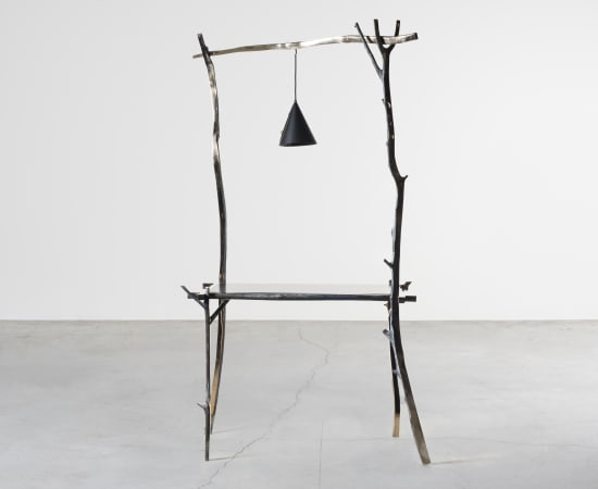 Joost van Bleiswijk, Civilised primitives - Desk