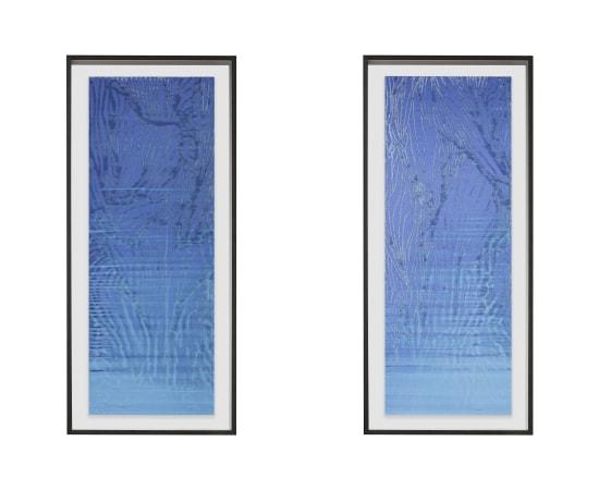 Jan Koen Lomans, Untitled - II (diptych)