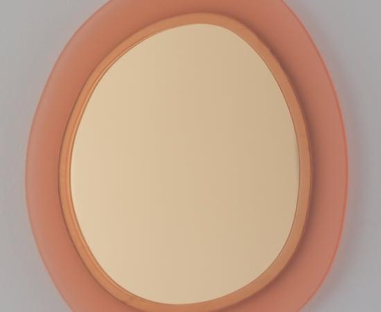 Jesler Muntendam, Sheen Mirror - Orange