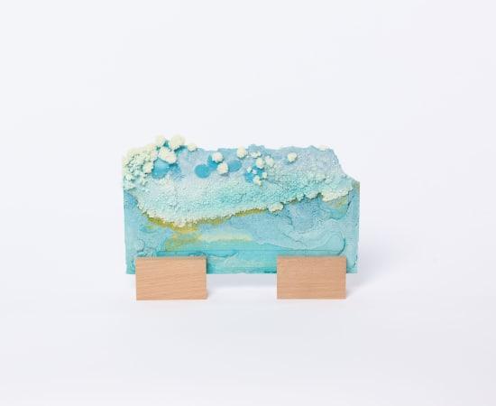 Esther Hoogendijk, Small blue landscape