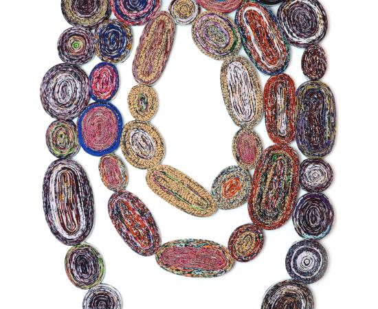 Simone Post, Color Gems - Triple
