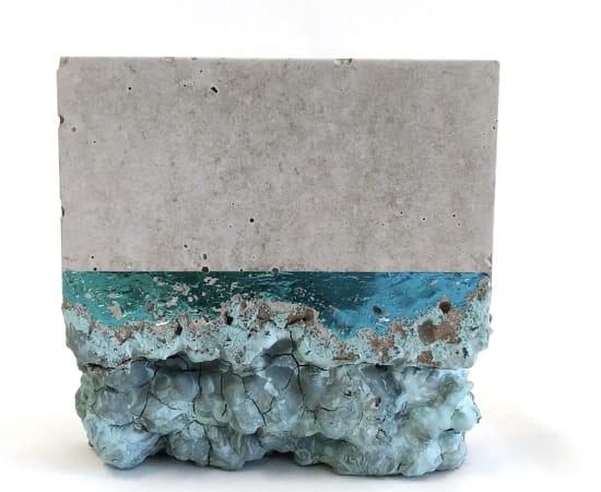 Esther Hoogendijk, Unpacking - Sea Green