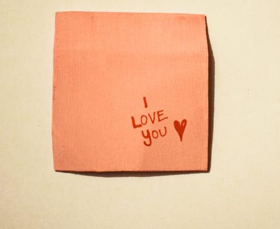 Jessi Strixner, Post its - I love you
