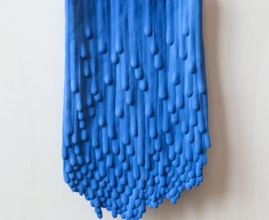Cécile Bichon, Cascade basaltique bleue poudrée