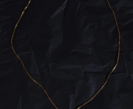 Jesler Muntendam, Cay man necklace