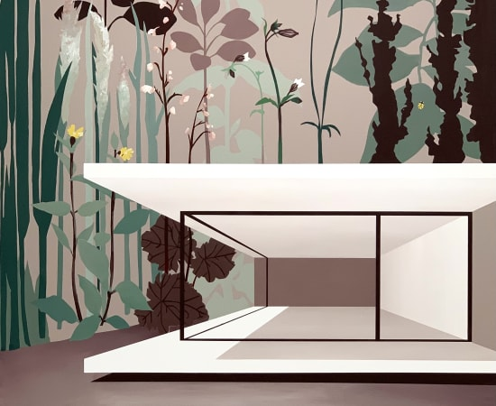Bonnie Severien, The secret garden - Primavera