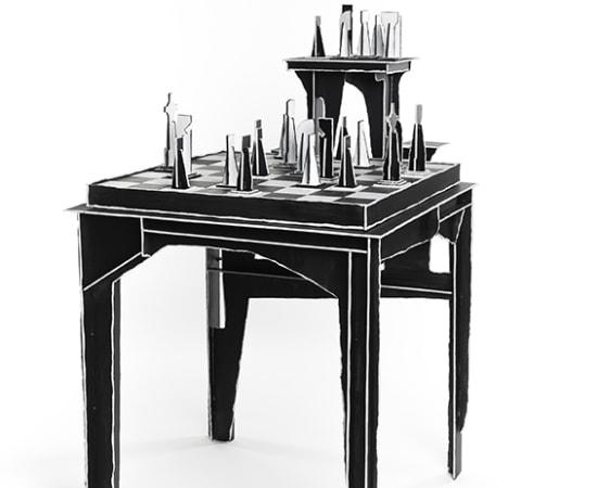 Joost van Bleiswijk, Protopunk - Chessboard Table
