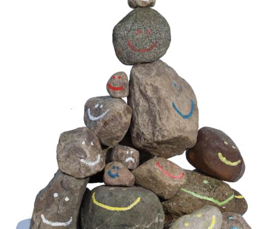 Bart Eysink Smeets, Hump boulders
