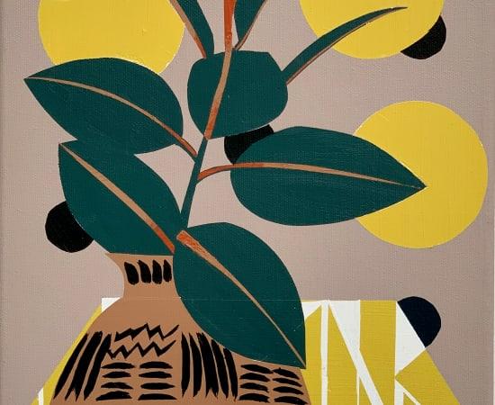 Bonnie Severien, Urban Nature Treasures #2