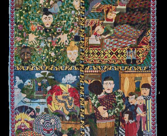 Leonie Schneider, Tapestry Halbgeschwister