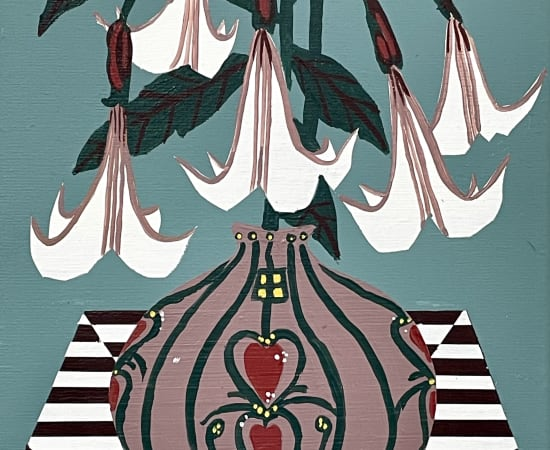 Bonnie Severien, EDITION - Urban Nature Angels Trumpet
